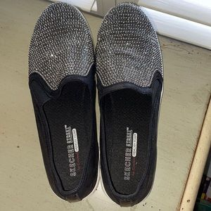 Skechers Goldie-Faceted sneakers Black Size 9.5